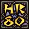 達到HR80!