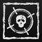 Headshot 30 human enemies