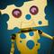 Gruyère robot