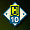 Ten little Holeshots