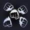1000 fists