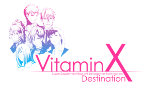 VitaminX Destination