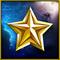 300 stars earned