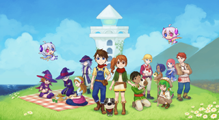 Harvest Moon: Light of Hope Special Edition