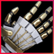 White Robo 2.0 Hands