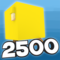 2500 moves