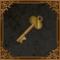 금색 열쇠를 취득한 자