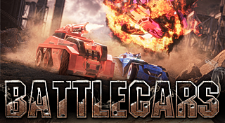 Battle Cars DLC