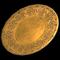 A golden medal