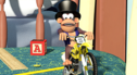 Toy Stunt Bike: Tiptop's Trials