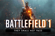 Battlefield 1 – They Shall Not Pass udvidelse kommer snart
