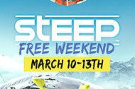 Spil Steep gratis i weekenden