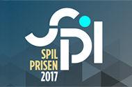 De nominerede til Spilprisen 2017 annonceret