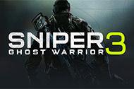 Sniper Ghost Warrior 3 er ude nu