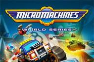 Micro Machines World Series - The Thrill of the Race trailer