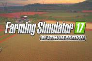 Farming Simulator 17 Platinum Edition er ude nu