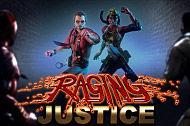 Raging Justice annonceret