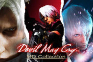 Se den nye Devil May Cry HD Collection trailer