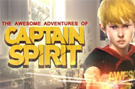 E3: The Awesome Adventures of Captain Spirit annonceret