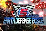 Earth Defense Force 5 er ude nu