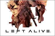 Se nyt gameplay fra Left Alive