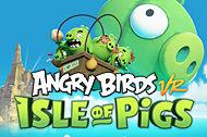 Angry Birds VR: Isle of Pigs på vej til PSVR