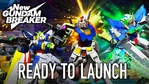 New Gundam Breaker - Ready to Launch trailer