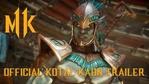 Mortal Kombat 11 - Jaqui Briggs & Kotal Kahn trailer