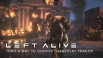Left Alive - Finde a Way to Survive gameplay trailer