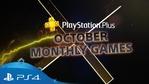 PlayStation Plus - Oktober 2018