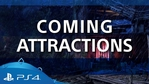 PlayStation Coming Attractions trailer