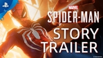 Spider-Man - Story trailer