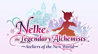 Nelke & the Legendary Alchemists ~Ateliers of the New World~