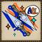 Dual Blades Collector