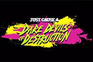 Just Cause 4: Dare Devils of Destruction udvidelse er klar