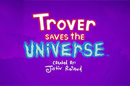 Trover Saves the Universe anmeldelse