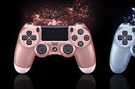 Dualshock 4 kommer i fire nye farver