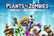 Plants vs. Zombie: Battle for Neighborville annonceret