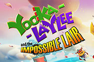 Yooka-Laylee and the Impossible Lair er ude nu