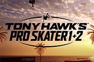 Tony Hawk's Pro Skater 1 + 2 Remaster annonceret