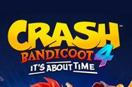 Se gameplay gennemgang af Crash Bandicoot 4: It's About Time