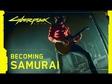 Cyberpunk 2077 - Refused: Becoming SAMURAI trailer