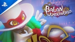 Balan Wonderworld announcement trailer
