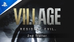 Resident Evil: Village 2nd trailer