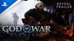 God of War Ragnarok announcement trailer