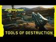 Cyberpunk 2077 - Tools of Destruction trailer