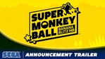 Super Monkey Ball: Banana Blitz HD announcement trailer