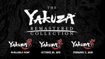 The Yakuza Remastered Collection announcement trailer