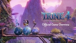 Trine 4: The Nightmare Prince - game overview trailer