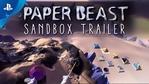 Paper Beast - Sandbox trailer